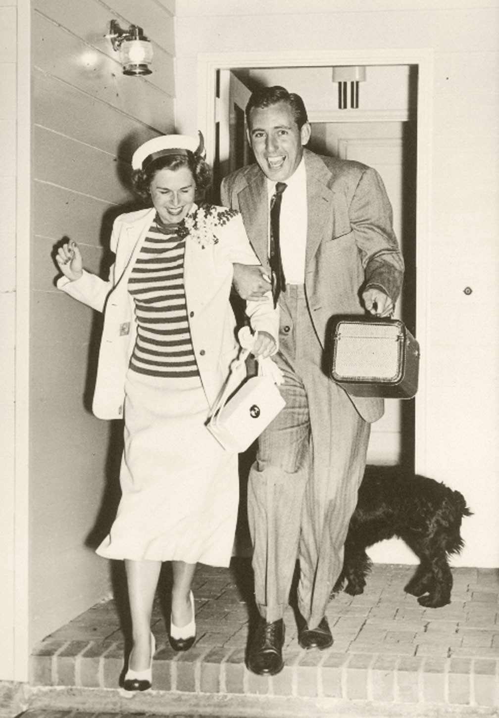 Ned and Margie Smith